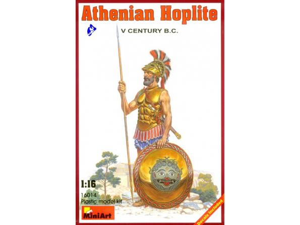 Mini art figurine 16014 HOPLITE ATHENIEN 1/16
