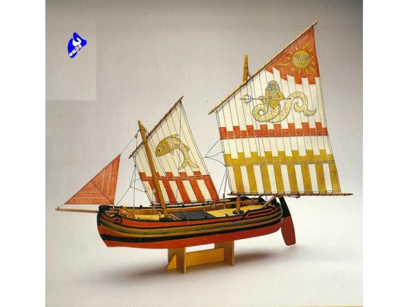Amati Kit bateau bois 1562 TRABACCOLO