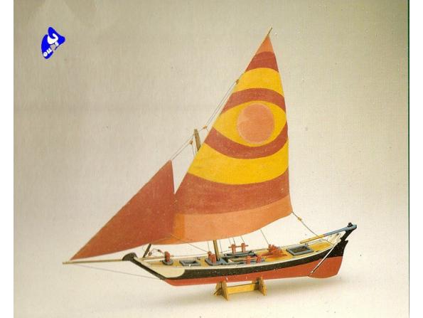 Amati Kit bateau bois 1560 FELUCCA
