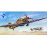 TRUMPETER maquette avion 02416 HAWKER HURRICANE MkIIC 1/24