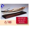 Amati Kit bateau bois 1440 BALENIERE DE NEW BEDFORD 1/16