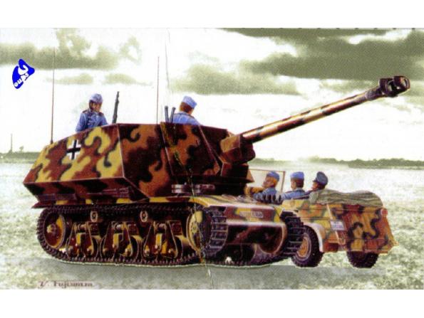 Trumpeter maquette militaire 00354 39(H) 75mm PaK 40/43 1/35