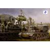Trumpeter maquette militaire 00363 Pz KpfW IV Ausf F 1/35