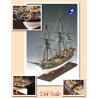 Amati Kit bateau bois 1300/03 H.M.S. FLY Trois mats Britannique