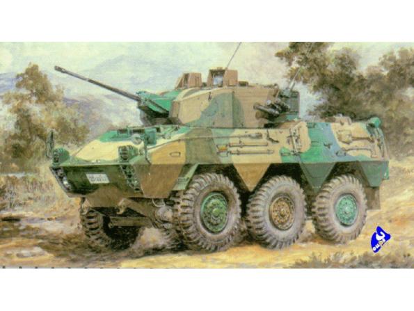 Trumpeter maquette militaire 00327 JGSDF Type 87 1/35