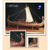 Amati Kit bateau bois 1406 DRAKKAR VIKING 1/50