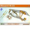 EDUARD maquette avion 7073 Nieuport Ni-23 Dual 1/72