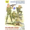 Zvezda maquette plastique 3570 Forces Russe Spéciale 1/35