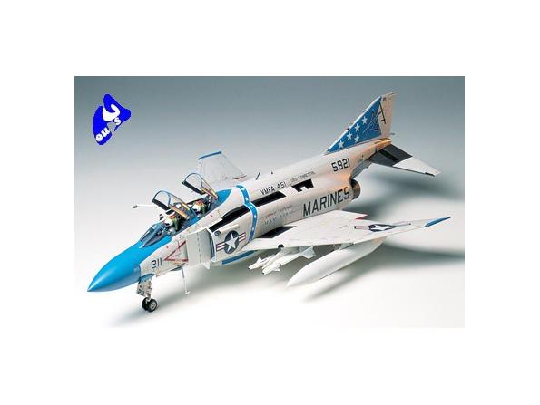 Tamiya maquette avion 60306 McDonnell F-4 J Phantom II 1/32
