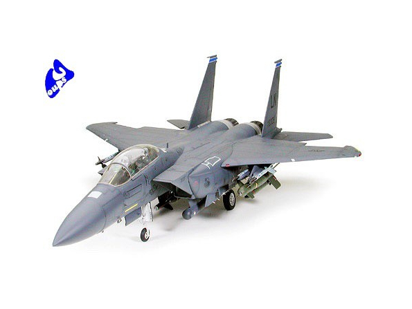 "Tamiya maquette avion 60312 F-15E Strike Eagle ""Bunker Buster"" 1"