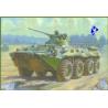 Zvezda maquette plastique 3560 BTR 80A 1/35
