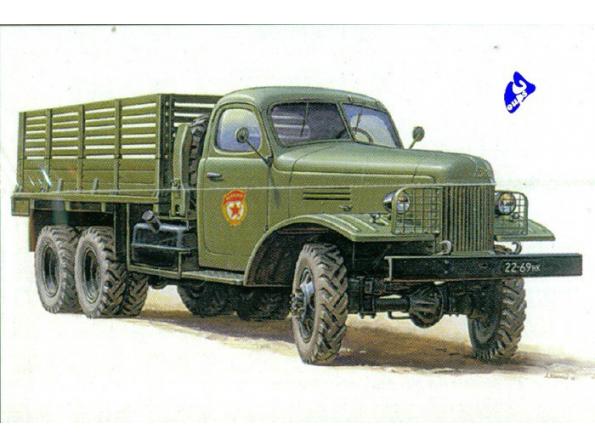 Zvezda maquette plastique 3541 Camion Zis 151 1/35