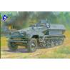 Zvezda maquette militaire 3572 SD.KFZ. 251/1 Ausf.B 1/35