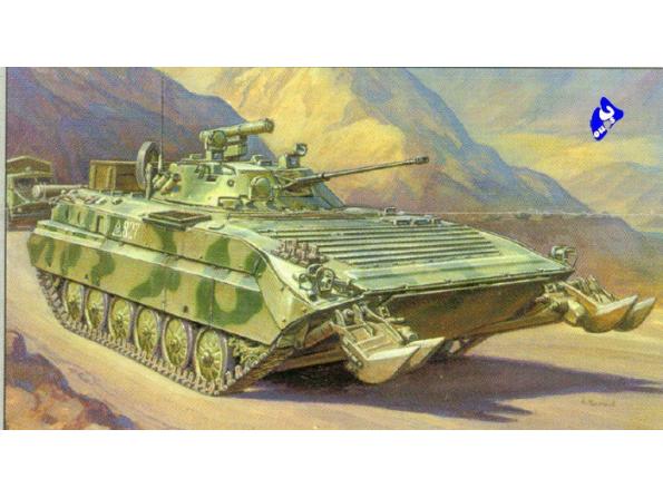 Zvezda maquette militaire 3555 BMP-2E 1/35