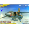 Zvezda maquette avion 7218 Mig-23 MLD 1/72
