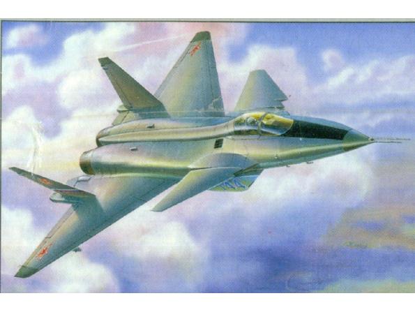 Zvezda maquette avion 7252 Mig 1.44 1/72