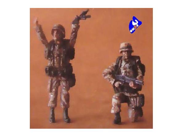 CMK figurine 48059 DIVISION AEROPORTEE US 1/48