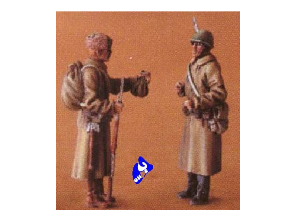 CMK figurine 48064 INFANTERIE SOVIETIQUE 1/48