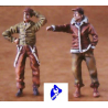 CMK figurine 48095 MECANICIENS US ARMY 1/48