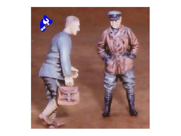 CMK figurine 48102 CIRQUE VOLANT RICHTOFFEN 1/48