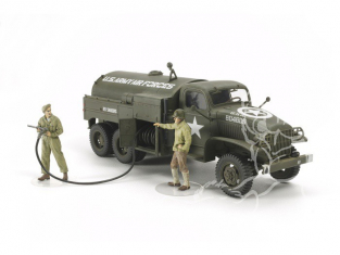 TAMIYA maquette militaire 32579 Camion Citerne Aviation US 1/48