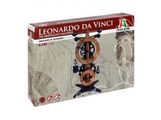 Italeri Maquette serie Leonardo da Vinci 3109 Horloge Léonard de Vinci