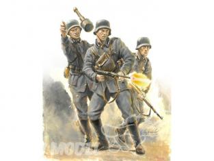 ITALERI maquette militaire 15601 Infanterie Allemande 1/56 28mm