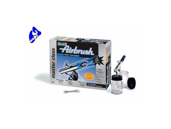 Revell Aerographe 39107 double actions Vario