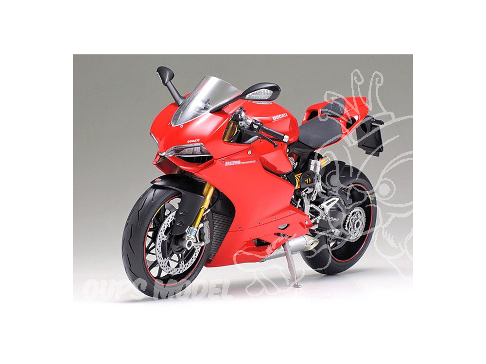 Tamiya Maquette Moto 14129 Ducati 1199 Panigale S 1 12 Scale Kits