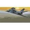 italeri maquette avion 0189 f117 1/72