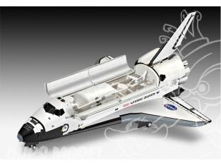 REVELL espace et avion 64544 model set Space Shuttle Atlantis 1/144