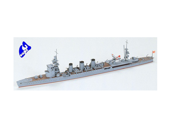 TAMIYA maquette bateau 31320 Natori Light Cruiser 1/700