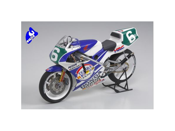 Tamiya maquette moto 14110 Ajinomoto Honda NSR250 &3990; 1/12