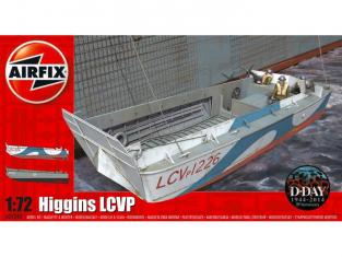 AIRFIX maquette bateau 02340 Higgins LCVP 1/72