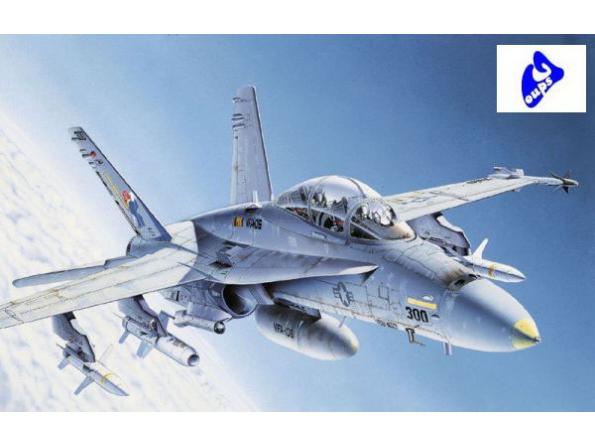 italeri maquette avion 0016 f18 1/72
