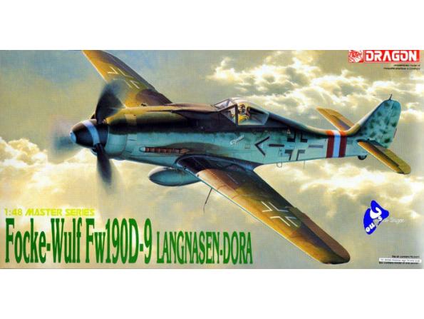Dragon maquette avion 5503 Focke Wulf Fw190D-9 1/48