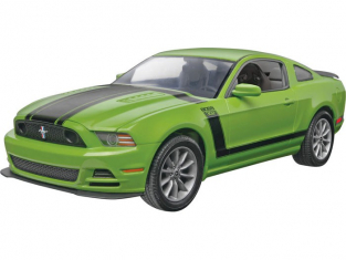 REVELL US maquette voiture Ford Mustang Boss 302 1/25