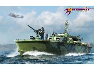 Merit maquette Bateau 64801 US Navy Elco 80 1/48