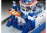 Revell maquette bateau 5213 Harbour Tug Boat Fairplay I III X 1/144