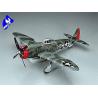 HASEGAWA maquette avion 08077 P-47D THUNDERBOLT 1/32