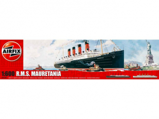 Airfix maquette bateau 04207 RMS Mauretania 1/600
