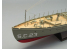 Dumas bateau Bois 1259 SC-1 CLASS chasseur de sous-marins 1/35