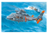 Trumpeter maquette helicoptere 05106 AS365 N2 DAUPHIN 2 MARINE NATIONALE 2010 1/35