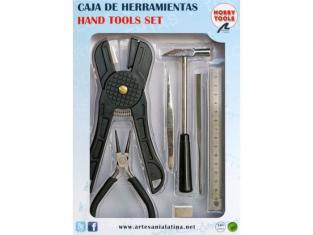 Artesania Latina coffret outil 27001N Coffret d'outil a bois