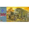 Hasegawa maquette militaire 31120 GMC CCKW-353 1/72