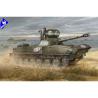 Trumpeter maquette militaire 00381 CHAR LEGER AMPHIBIE PT-76B 1/