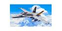 revell maquette avion 04894  F/A-18C HORNET 1/72