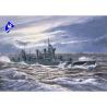 Trumpeter maquette bateau 05742 USS CA-32 «NEW ORLEANS» 1/700