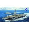 """Trumpeter maquette bateau 05739 USS CVN-68 """"NIMITZ"""" 1/700"""