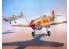 Vintage maquette avion VF2403 TOMAHAWK MKI/IIA - RAF LIBYE 1942 1/24